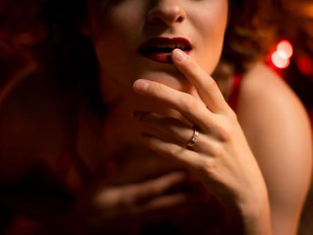 Mrs. C's Boudoir Session // Norfolk Boudoir Photography