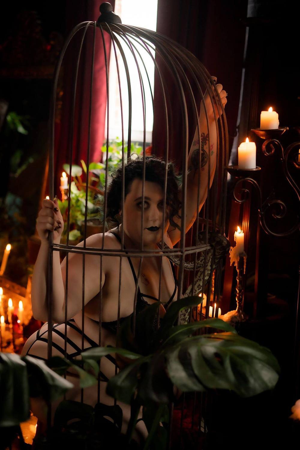 edgy boudoir photography near me