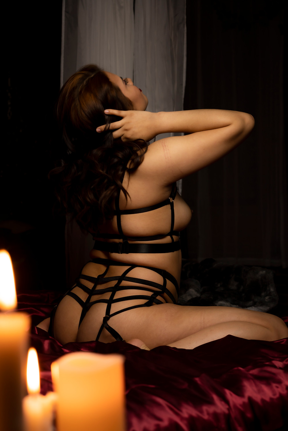 boudoir photographer norfolk va