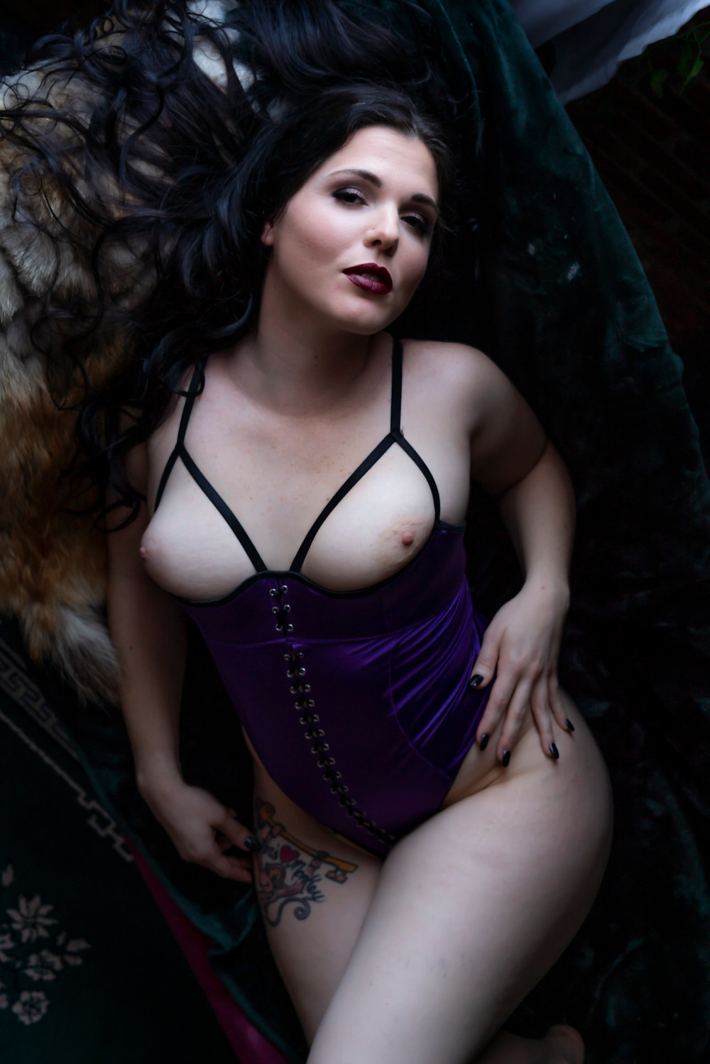 boudoir photography norfolk virginia
