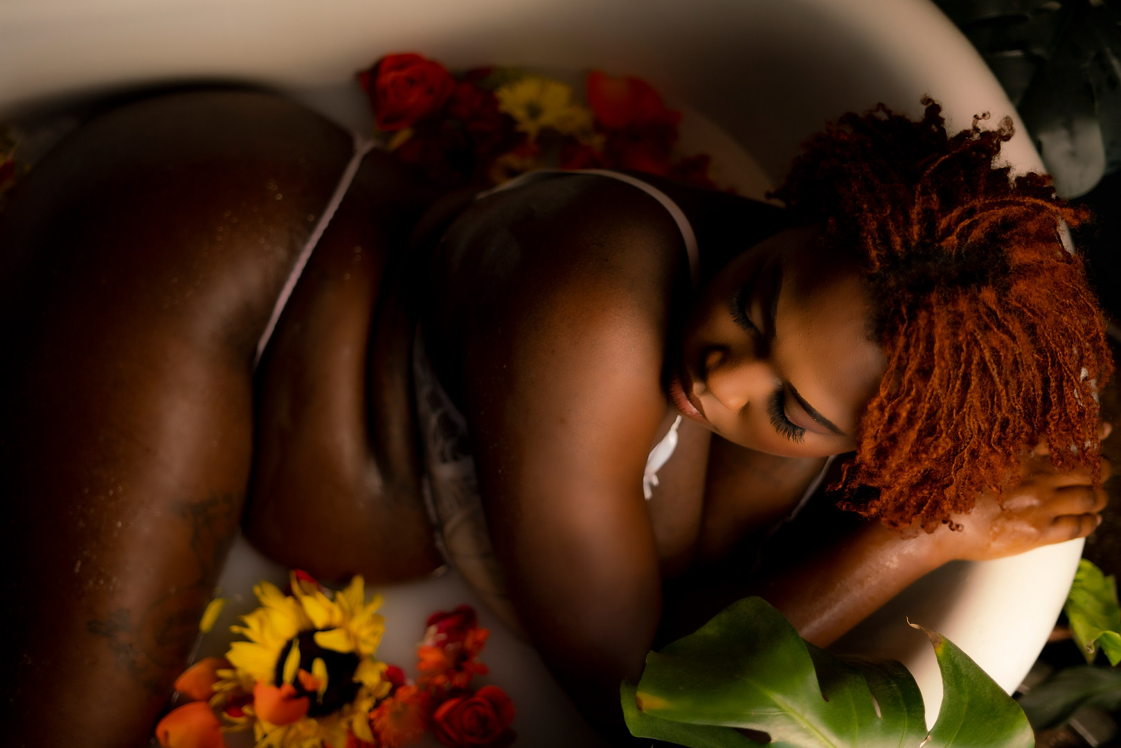 hampton roads boudoir photography
