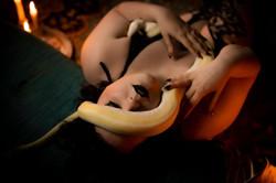 professional boudoir photographer virginia