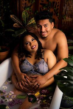 Award Winning couples boudoir photograher