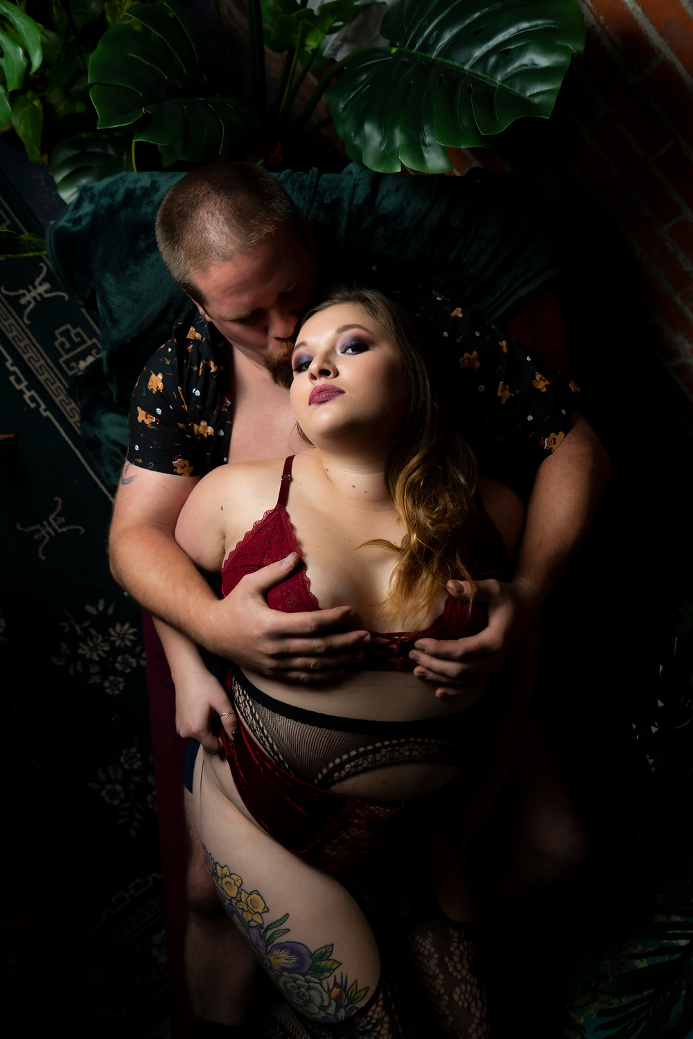 boudoir photography hampton roads va