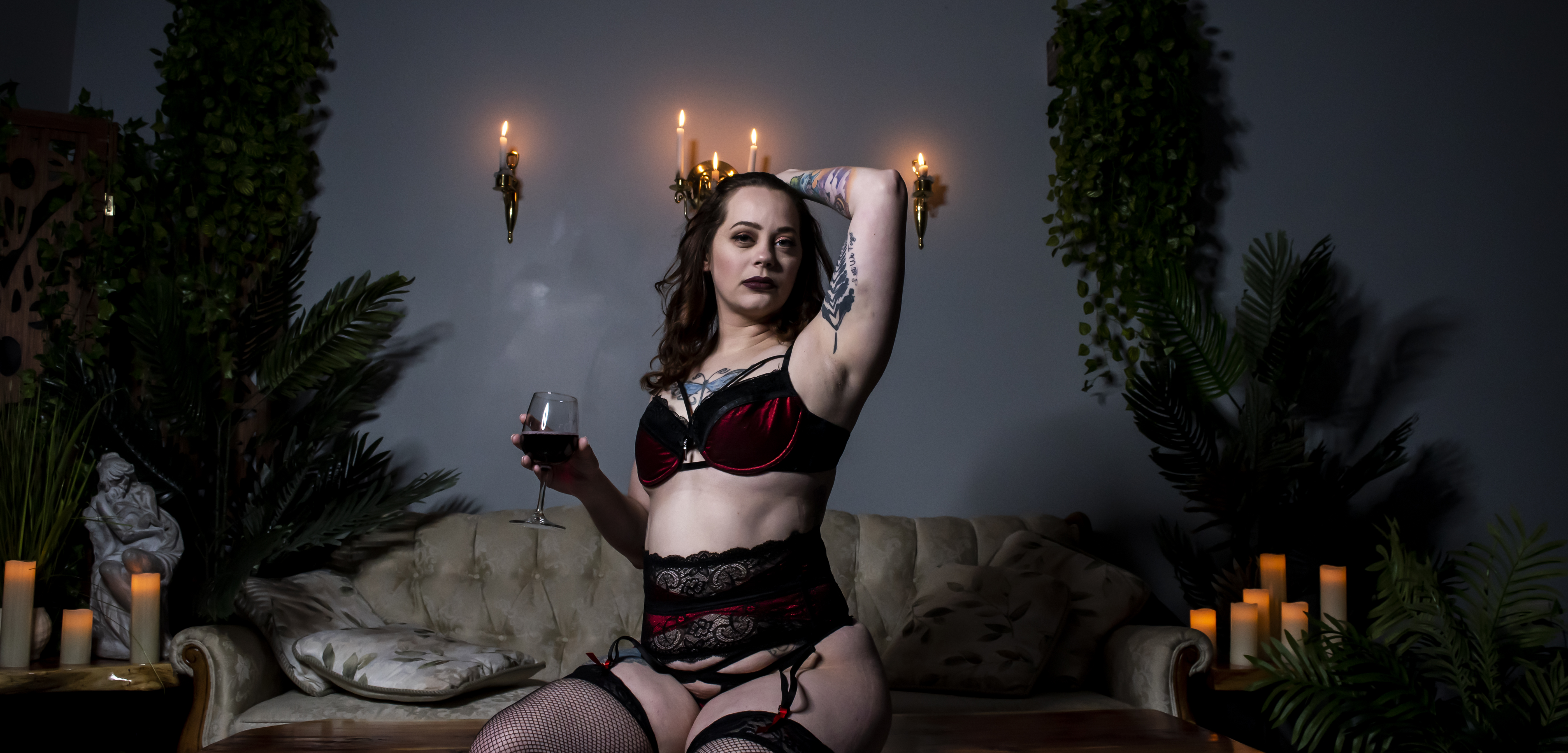 boudoir photographer near me