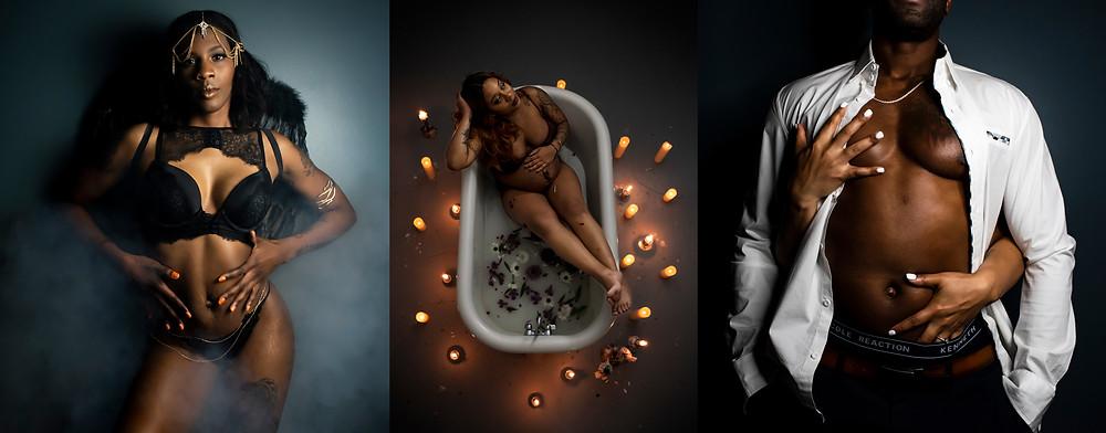 boudoir photographer norfolk virginia