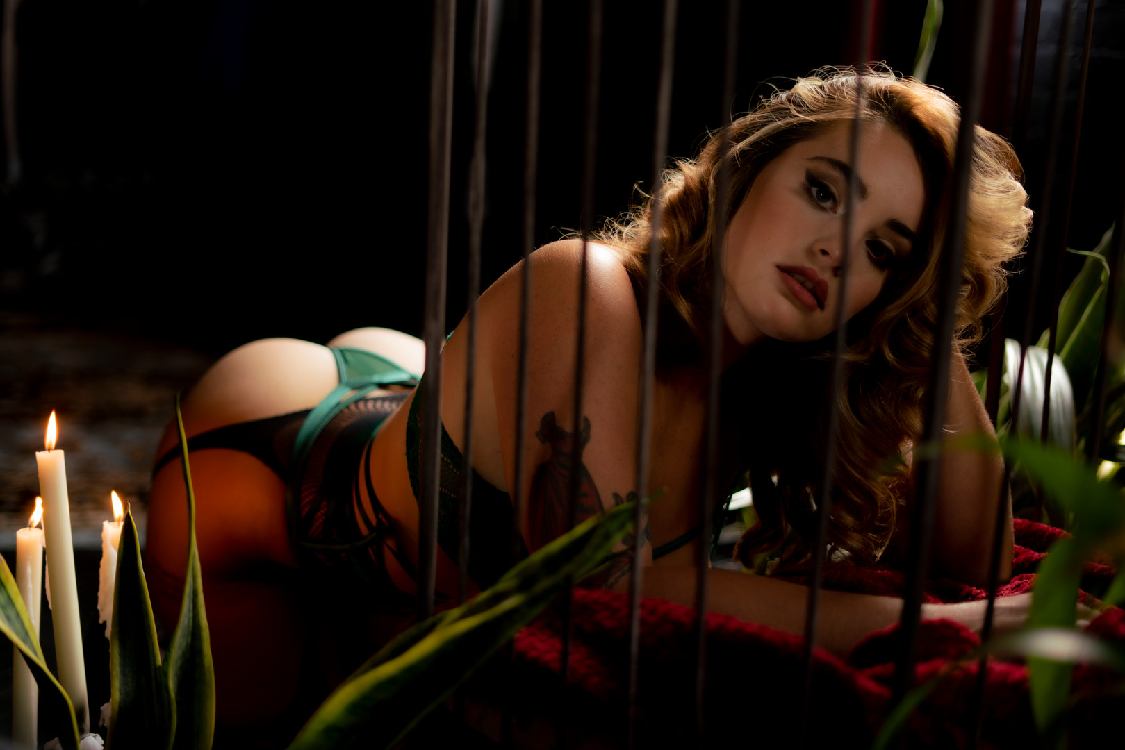 Boudoir Photographer Hampton Roads Virginia