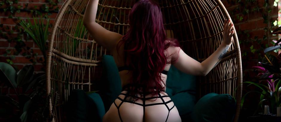 Mrs. R's boudoir session  // Virginia Beach Boudoir Photographer