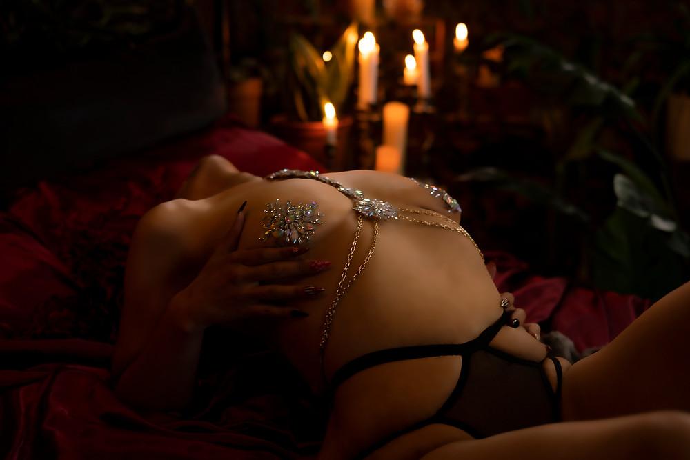 norfolk boudoir photography
