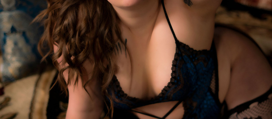 Mrs. H's boudoir session  // Hampton Roads Boudoir Photographer