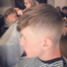 weightlines in there hair! #lymm #skinfa