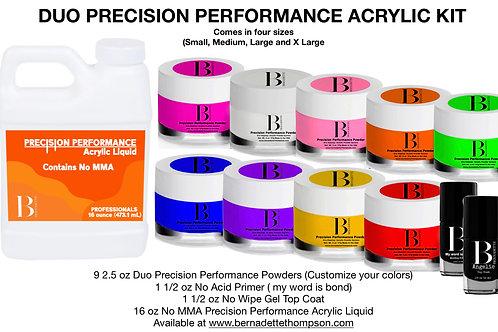 Duo Precision Performance Powder kit