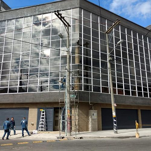 Edificio Centro de distribución CILES