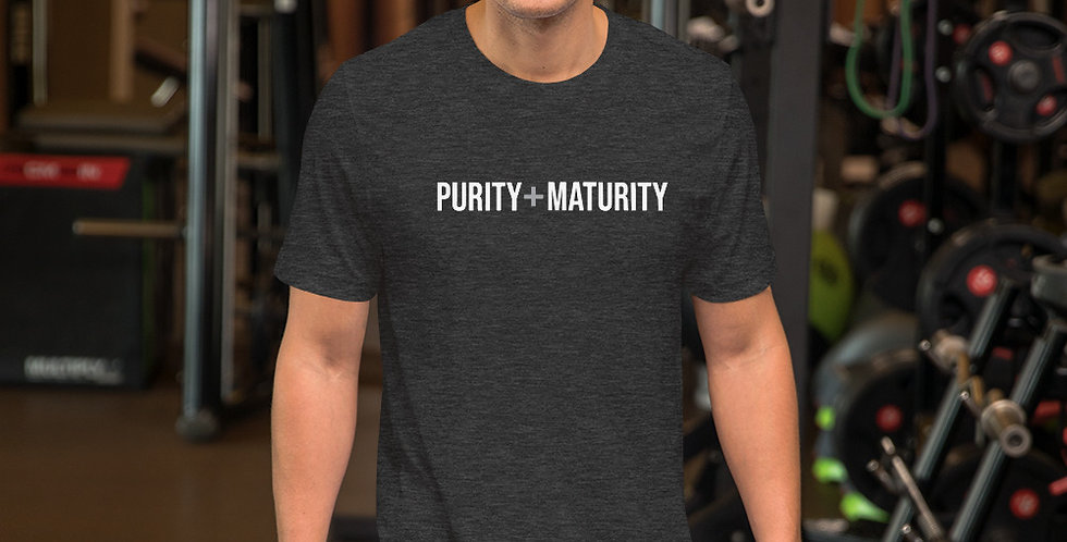 Purity + Maturity T-shirt