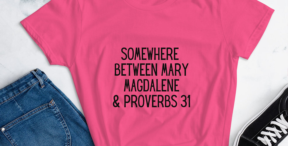 Mary Mag to Proverbs