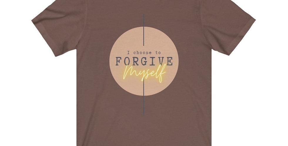 I Choose To Forgive ... Myself