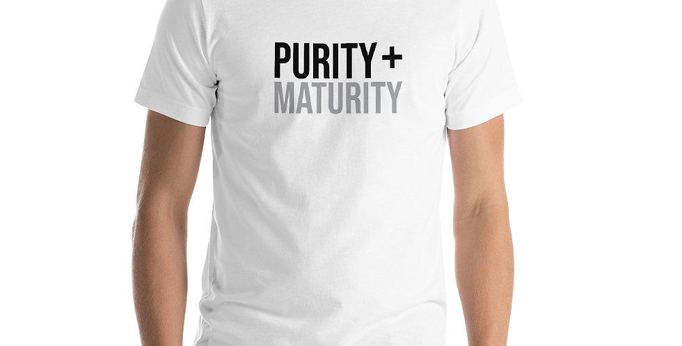 Purity + Maturity Tee