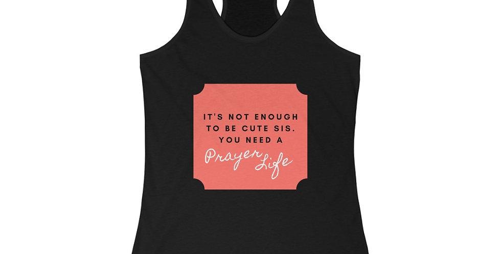 Prayer Life Tank