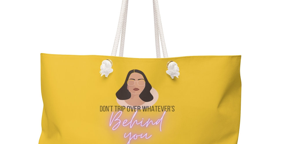 Don't Trip Weekend Bag