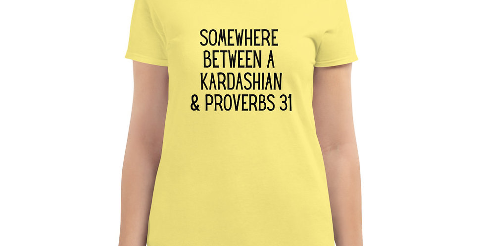 Kardashian & Proverbs 31