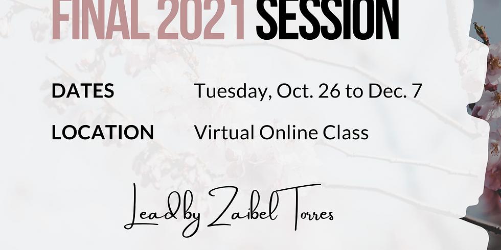 Final 2021 P+P Session