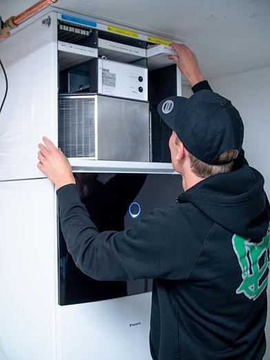 FTX-aggregat från Kuben Ventilation