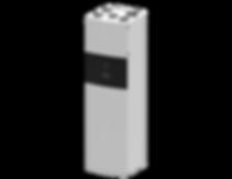Kuben 230AW - FTX-aggregat med integrerad värmepump