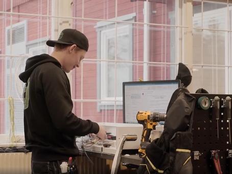 Företagarna Falun besöker landets mest innovativa ventilationsföretag