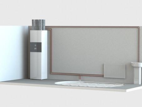 The latest ventilation unit from Kuben Ventilation - Kuben 230AW