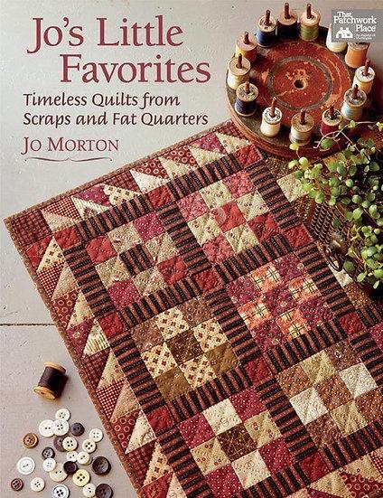 Jo's Little Favorites by Jo Morton