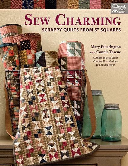 Sew Charming by Mary Etherington, Connie Tesene