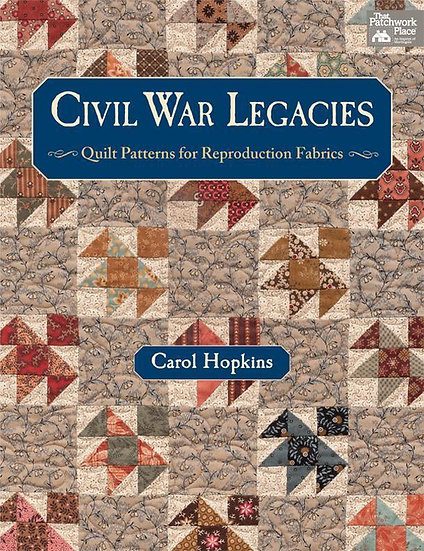 Civil War Legacies III by Carol Hopkins