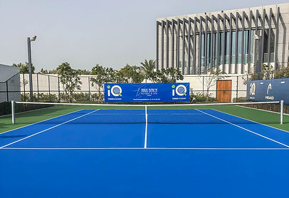 iQ Tennis Academy NB