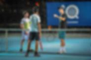 Tennis Lesson Dubai