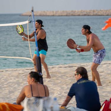 iQ Tennis Beach Tennis