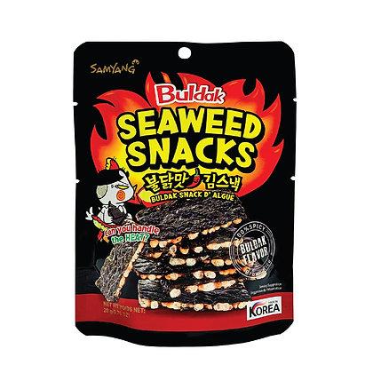 Samyang Hot Chicken Seaweed Snack 20g