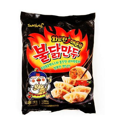 [KF225] 삼양 불닭만두 600g