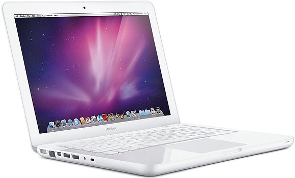"MacBook 13"" White late 2009"