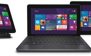 Finally, here come the 64-bit Windows 8.1 tablets