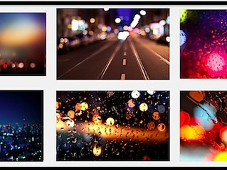 6 Beautiful Bokeh City Light Wallpapers