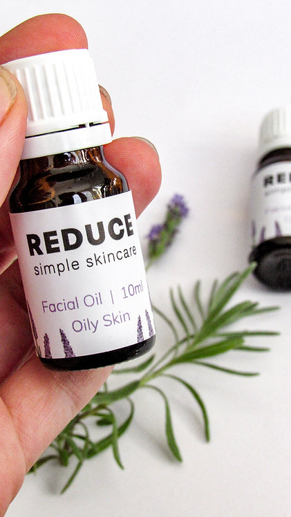 Lavender and Lemongrass Facial Oil (Oily Skin)