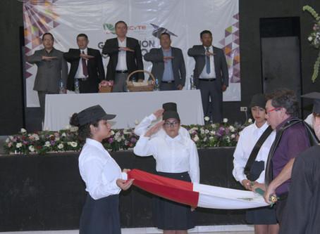 Graduación CECyTE Pesquería Generación 2014 – 2017