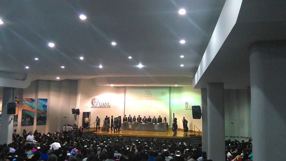 Ceremonia de Graduación del CBTis53