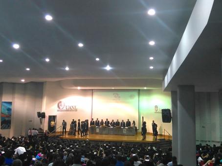 """Graduación CBTis53 """"Francisco Ignacio Madero González"""" Generación 2014 – 2017"""