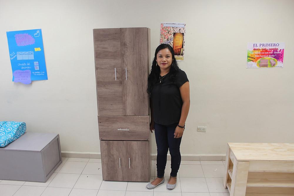 Alacena para cocina, de Ofelia Hernández
