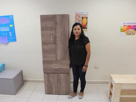 Taller de Manejo de Maderas y Textiles - Muestra de Mobiliario