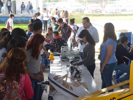 Exposición en CBTiS 258