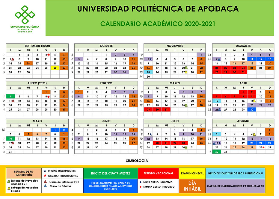 Acuerdo 2_Calendario Académico 2020-2021