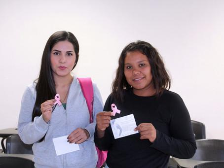 Campaña contra el Cáncer de mama