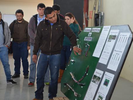 """Exposición de alumnos de IA - """"Instalaciones Eléctricas Aeronáuticas"""""""